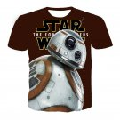 Star Wars Force Awakens T Shirt Design 2 Fashion Adult $2 Shipping
