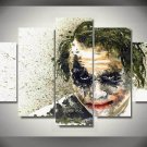 The Joker Batman DC Comics 5pc Wall Decor Framed Oil Painting #3