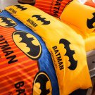 Batman Bedding Set Superhero  Weekend Sale  Queen 4PCS