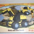 Best Lock Construction Mini Fiure Building Blocks Set 133 pieces