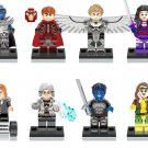 X-Men Apocalypse Minifigures Professor X/Magneto Building Block Mini Figures Building Blocks Minifigures Block Build Set