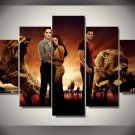 Twilight Saga Movie Framed 5pc Oil Painting Wall Decor l HD Horror