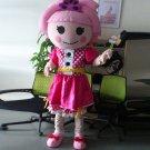 Lalaloopsy Jewels Sparkles Character Mascot Adult Costume