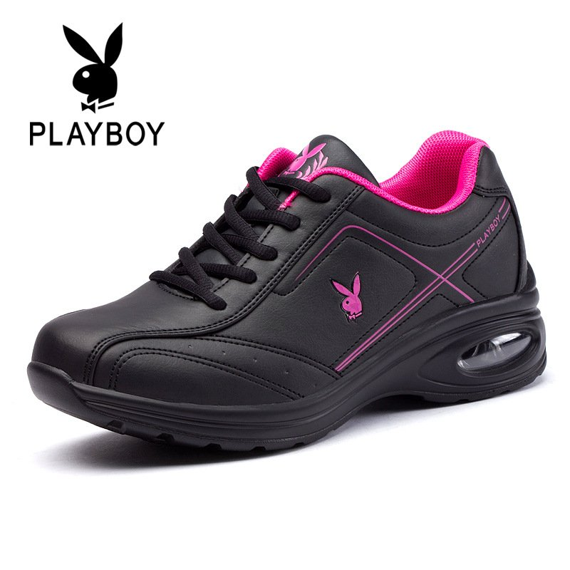 PLAYBOY new women fashion winter shoes Black/Pink