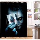 The Joker Shower Curtain Series Hollywood Design