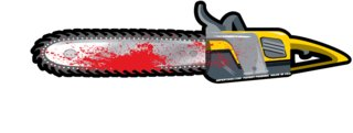 Chainsaw Massacre Wiper Attachment Very Cool
