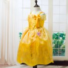 Belle Princess Character Dress Costume Toddler Girls 2T-8T