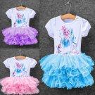 Baby Girl Elsa Frozen Elsa Dress for Kids 2T, 3T, 4T, 5, 6, 7,8
