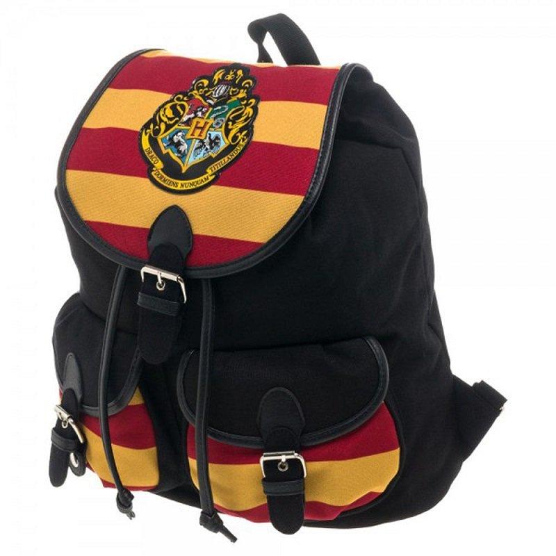 Harry Potter Bag Hogwarts Knapsack Backpack