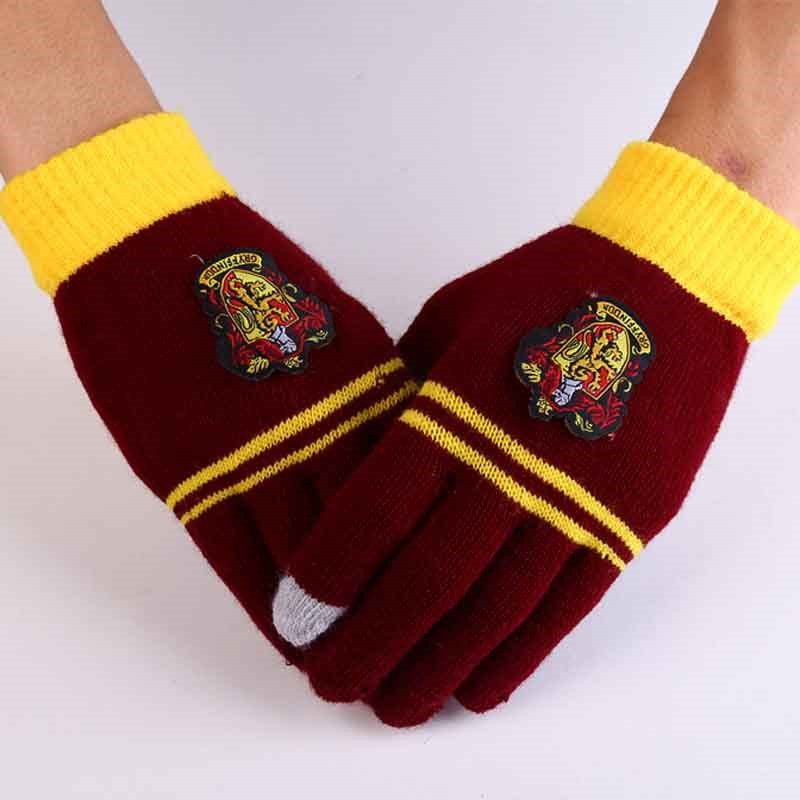 Harry Potter Shield logo Hand Gloves Multiple color options