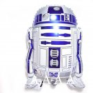 10pcs-R2 D2 Star Wars Helim Foil Balloons  Party Supplies