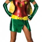 Robin Superhero Adult Costume Cosplay Ladies Sexy Women Halloween Costume
