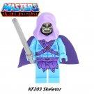 Skeletor HE-MAN Masters of the Universe Minifigure Mini Figure for Legos