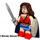 Wonder Woman movie Character Minifigure Lego Mini Figure Build block Superhero