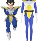 Dragonball Z  Kai Vegeta Saiyan Battle Uniform Anime Cosplay Costume