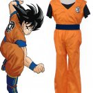 Dragonball Z Kakarot Son Goku Kaio Practice Uniform Anime Cosplay Costume