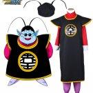 Dragonball Z The Kaio Kais Character  Uniform fat Anime Cosplay Costume