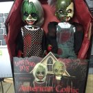 Living Dead Dolls American Gothic Horror Mezco Toys New in box SALE
