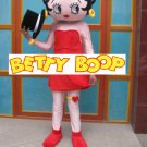 Betty Boop Cartoon Mascot Character Adult Costume Anime