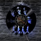 The Beatles Music Artists Band vintage vinyl record theme wall clock with LED Light