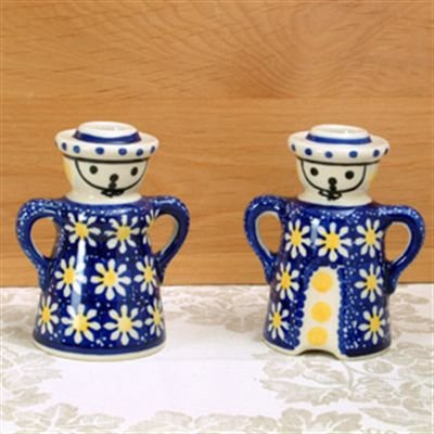 Daisy  Candle Holders Set 2