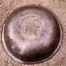 Antique English Pewter Plate Townsend Giffin c1700's Authentic marks