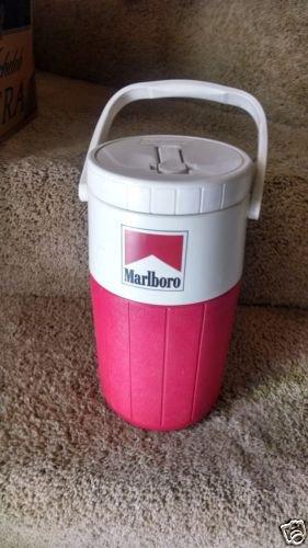 Marlboro drink cooler