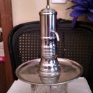 vintage shot glass liquor dispenser