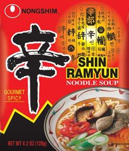 Shin Ramen 16 Pack