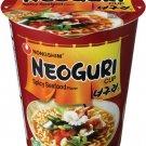 Neoguri Cup Ramen 6 Cups