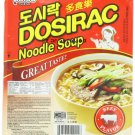 Dosirac Noodle Beef Flavor 12 Packs
