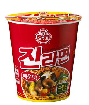 Jin Cup Ramen 6 Cups
