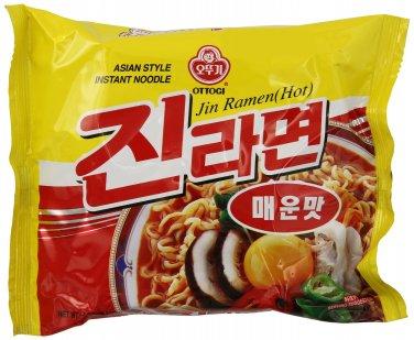 Jin Ramen Hot Flavor 20 Packs