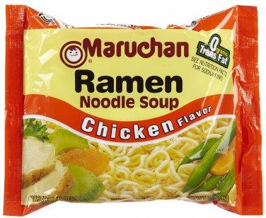 Maruchan Chicken Flavor 24 Packs
