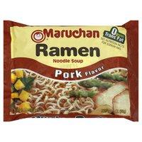 Maruchan Pork Flavor 24 Packs