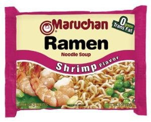 Maruchan Shrimp Flavor 24 Packs
