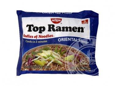 Nissin Oriental Flavor 24 Packs