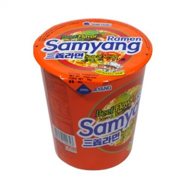 Samyang Cup Ramen 6 Cups