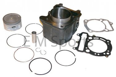 300cc VOG Linhai Chinese Scooter Moped Cylinder Kit w Piston & Rings Motor Parts