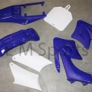 Apollo Dirt Pit Bike Fairings Plastic Body Parts Blue 110cc 125cc 140cc 150cc