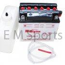 Gas Coolster Atv Quad 110cc 150cc 200cc 250cc Battery 9ah Parts 3150 3200 3250