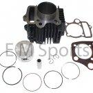 Atv Quad Go Kart 1P52FMH Motor Engine Cylinder Kit 110cc Parts Piston Kit w Ring