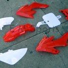 Dirt Pit Bike Fairing Plastic Decal Graphics WOLF MOTO WMX X70 W125 70cc 125cc M