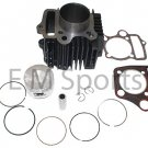 Dirt Pit Bike Cylinder Piston Kit Ring 110cc For COOLSTER QG-213A Motovox MVX110