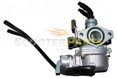 Dirt Pit Bike Carburetor Carb 110cc 125cc TAOTAO SUNL BAJA ROKETA Parts PZ19