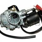 50cc Carburetor Engine Motor 2 Stroke Atv Quad 4 Wheeler Dinli Cobia 50 Back 50