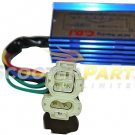 Gas Chinese Go Kart Buggie Performance CDI 110cc 150cc COOLSTER 6110 6110A 6150