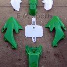 Fairing Body Shell Plastic Panels For Monster Moto 70cc Dirt Pit Bike MM-X70 GRN