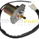 2 Stroke Chinese Gas Scooter 49cc 50cc Moped Engine Motor Electric Starter Parts