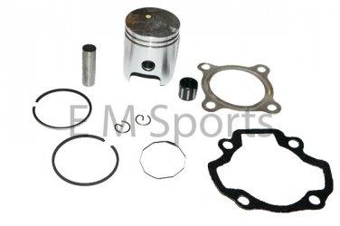 50cc Dirt Pit Bike Engine Motor Piston Kit w Rings For Yamaha PW50 1981-1986